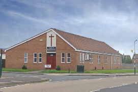 Eston Grange Methodist Church